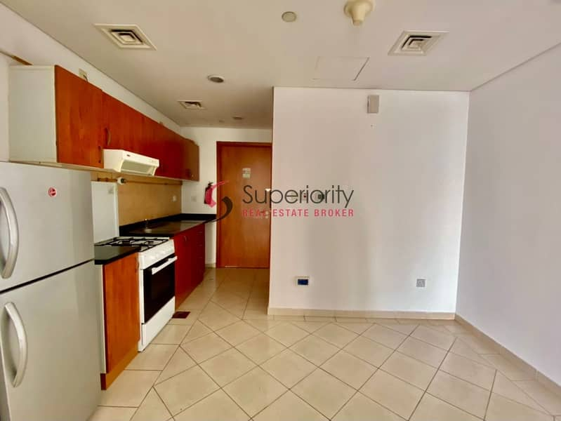 2 Semi Furnished | With Parking | With Balcony | Studio for Rent