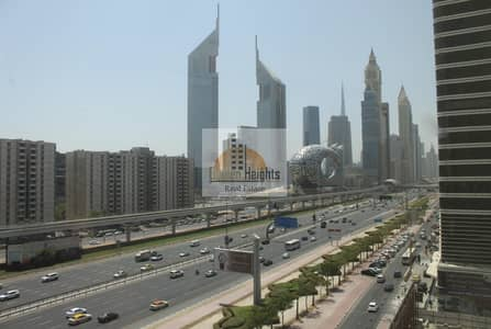 Spacious Office Along Sheikh Zayed Road