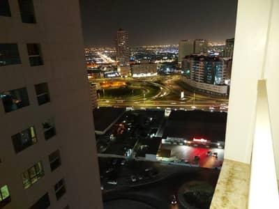 فلیٹ 1 غرفة نوم للبيع في عجمان وسط المدينة، عجمان - فرصه رائعه .  ب 225,000 فقط غرفه وصاله فاضيه للبيع مع باركن  بابراج لؤلؤه عجمان 2 حمام - مطبخ مغلق
