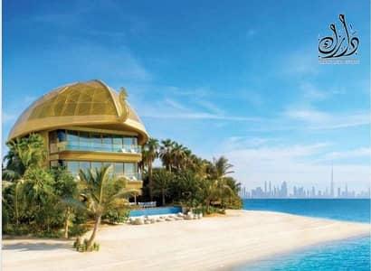 فیلا 5 غرف نوم للبيع في جزر العالم، دبي - Luxurious Beach Villa  Ocean View   Last Villa Left   Private Beach Plot