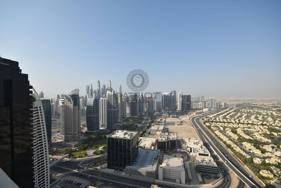 1BHK| Chiller Free | 12 cheques | Un Furnished With Kitchen Appliances | Available  In  jlt