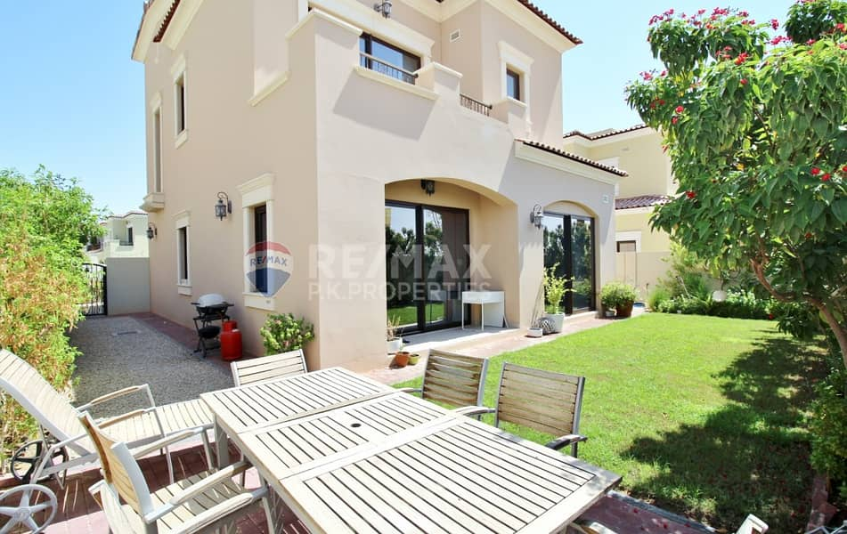 Ready | Type 1 | 3 Bedroom  Villa |Well Maintained