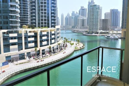 2 Bedroom Flat for Sale in Dubai Marina, Dubai - Two Beds | Partial Marina View | Rented