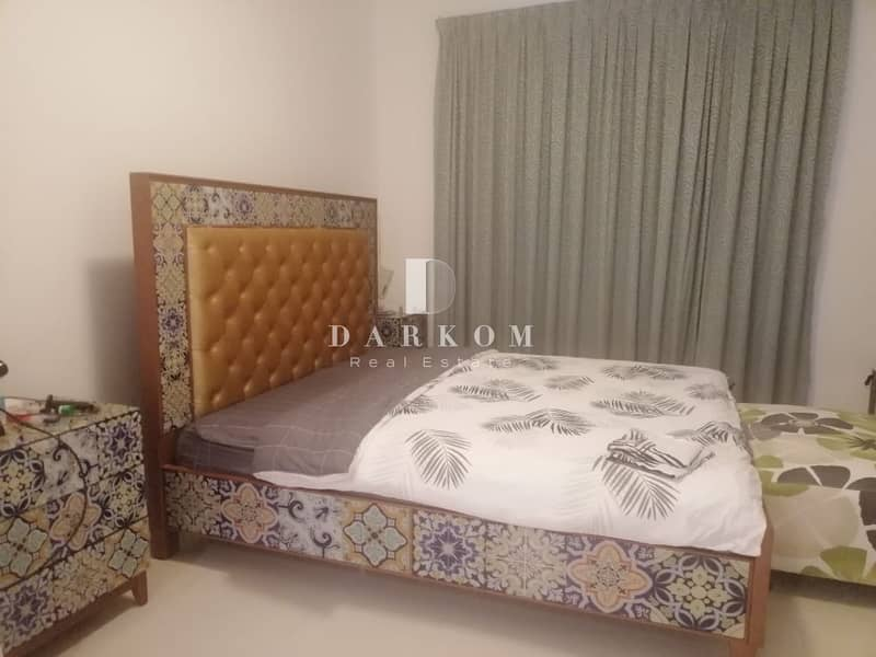 Fully Furnished   Large 1 Bedroom  With Terrace   Low Floor
