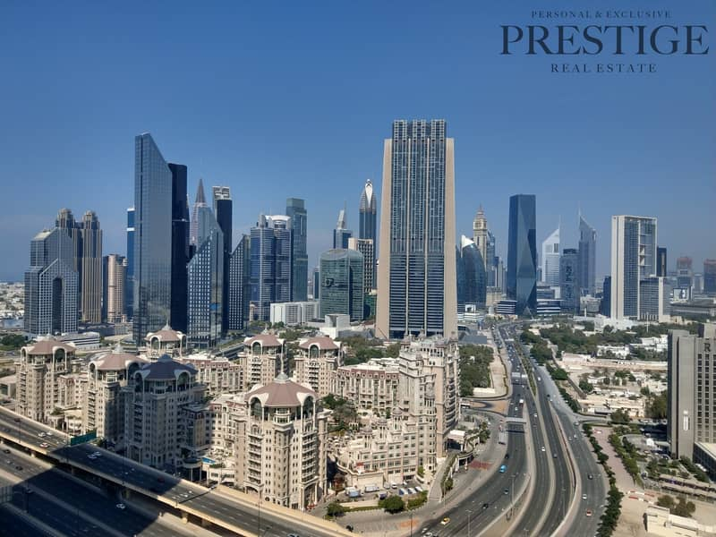 One Bed | DIFC view |the address Dubai Mall