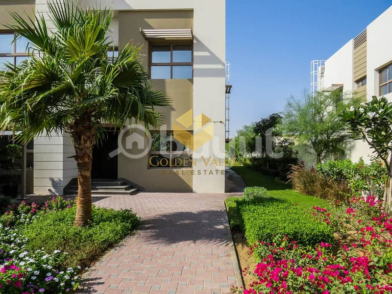 2 Spacious 5 BR Villa l Ready To Move l 5 Years Payment Plan