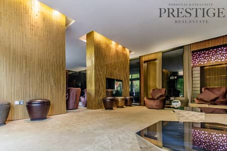 6 Bedroom Villa for Sale in Al Barari, Dubai - Mediterranean Gardens | 6 Bed | Upgraded GENERATE PDF