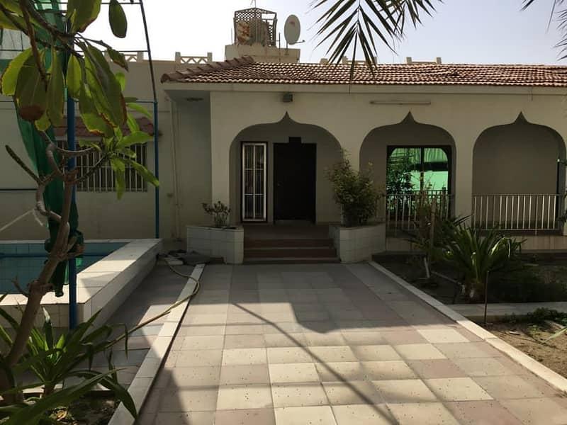 4BR-Brand New Commrecial Villa for Rent in Al Rumailah, Ajman