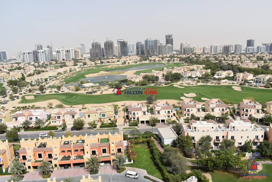 2 BEST SERIES 3 BEDROOM - SPECTACULAR GOLF AND POOL VIEW - HIGHER FLOOR