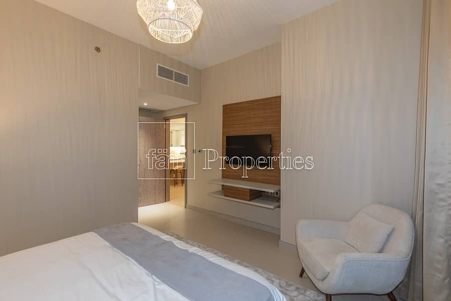 Brand New with Amazing Sea View