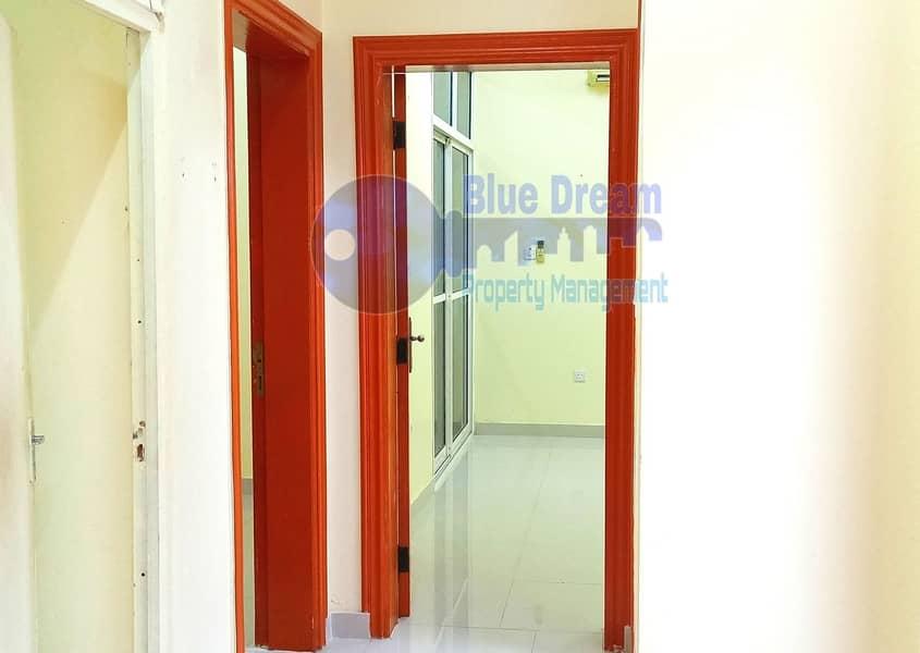 Spacious 2 Bedroom in al muroor with free parking