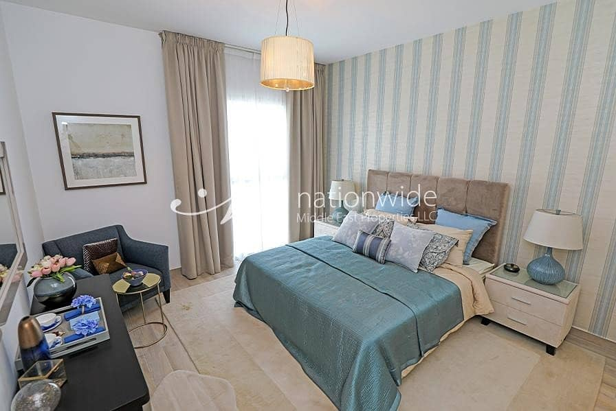 13 An Affordable Apartment with Great Layout
