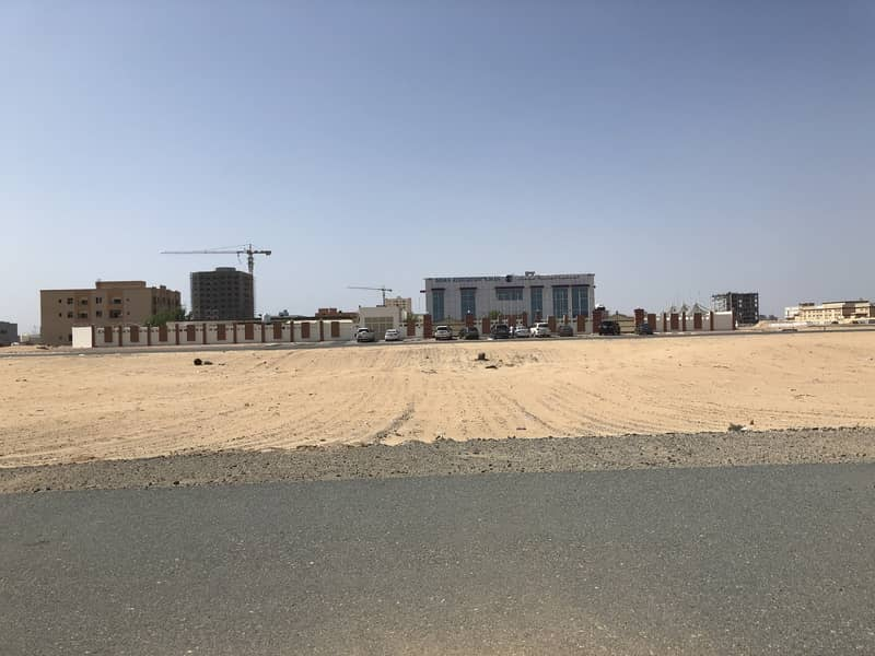 10 For sale     Residential Commercial Land Aljurf Industrial Area