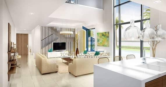 فیلا 6 غرف نوم للبيع في جزيرة ياس، أبوظبي - Hot Deal! Vacant l Single row 6BR Villa