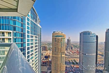 2 Bedroom Apartment for Rent in Jumeirah Lake Towers (JLT), Dubai - Vacant| 2 Bedrooms Apartment| Unfurnished