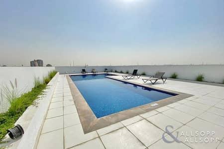 شقة 1 غرفة نوم للايجار في مثلث قرية الجميرا (JVT)، دبي - 1 Bed Apartment | Available Now | Modern