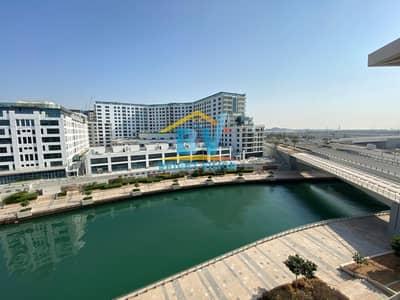 2 Bedroom Flat for Rent in Al Raha Beach, Abu Dhabi - Never Lived In..!!  Modern 2BHK   Canal View    Balcony   Al Raha  Beach