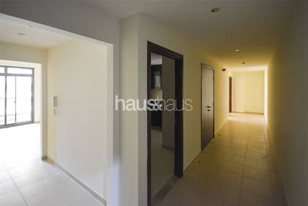 2 Bedroom Flat for Rent in Jumeirah Beach Residence (JBR), Dubai - Marina View 2 Bedroom – Unfurnished