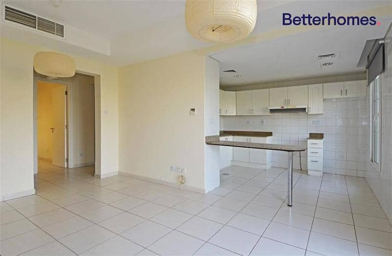 Type 4M 2 BR with Study | Road View | Unfurnsihed