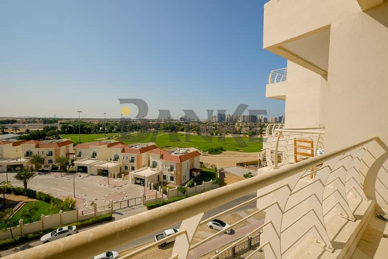 Stunning Golf View | Royal Residence 1 Sports City| Available Mid December