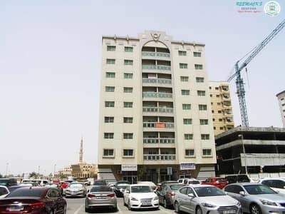 1 Bedroom Apartment for Rent in Al Qasimia, Sharjah - 1 B/R HALL FLAT WITH SPLIT DUCTED A/C IN QASMIA AREA
