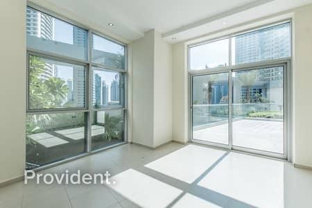1 Bedroom Apartment for Rent in Dubai Marina, Dubai - Heart of Marina | Renovated | Free Chiller
