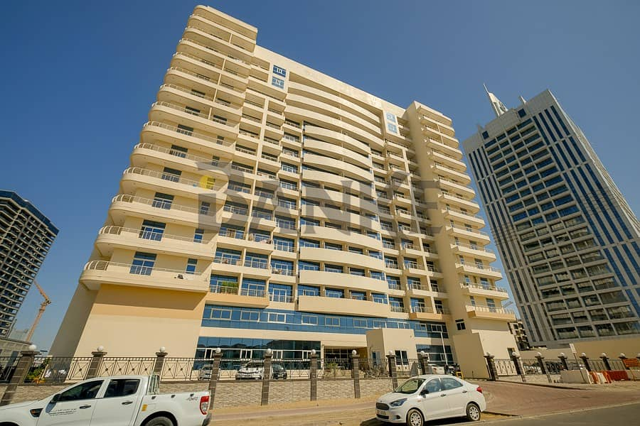 Specious Studio with Balcony   Royal Residence 1 Sports City Available In January