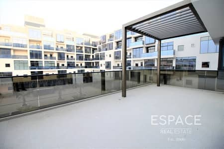 Prime Location - Huge 1BR Layout - BUA 1227