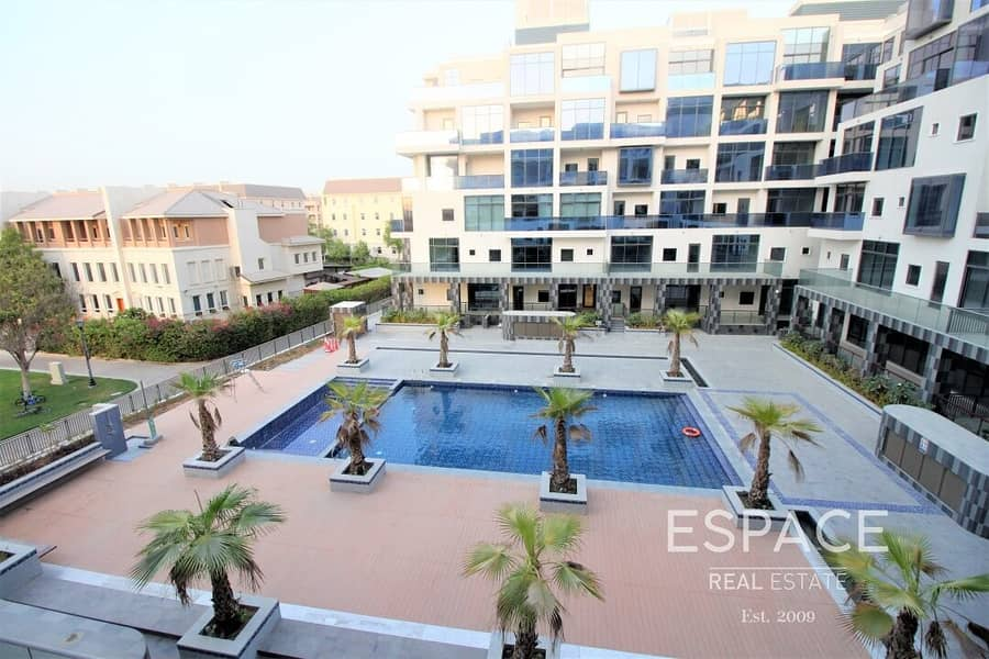 2 Prime Location - Huge 1BR Layout - BUA 1227