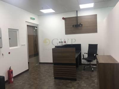 مکتب  للايجار في الخليج التجاري، دبي - Fully Fitted Furnished Office   in Business Bay
