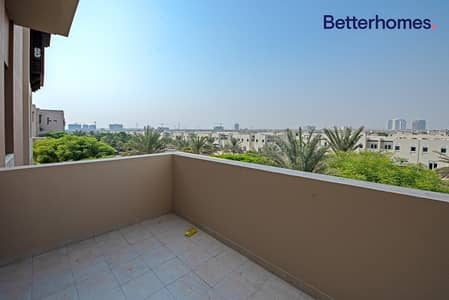 3 Bedroom Apartment for Sale in Al Furjan, Dubai - Large Balcony | Unfurnished | 2 Car Parking