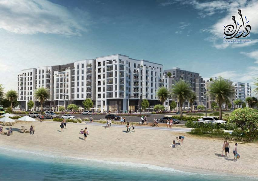 Distinguish and owns your apartment with open sea views