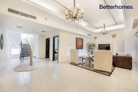 تاون هاوس 4 غرف نوم للبيع في قرية جميرا الدائرية، دبي - G+1 Floor | Pool View | Townhouse | Tenanted