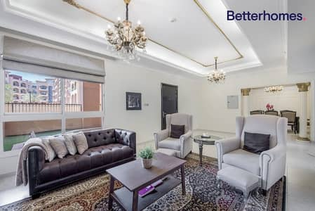 4 Bedroom Townhouse for Sale in Jumeirah Village Circle (JVC), Dubai - G+1 Floor | Pool View | Townhouse | Tenanted