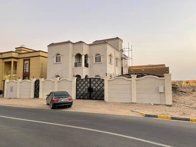 5 Bedroom Villa for Rent in Al Raqaib, Ajman - SPACIOUS BRAND NEW VILLA AVAILABLE FOR RENT 110,000/- AED YEARLY