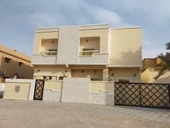 villa for sale Super deluxe Seven bedrooms in al zahraa plot size 4200sqft ajman. . .