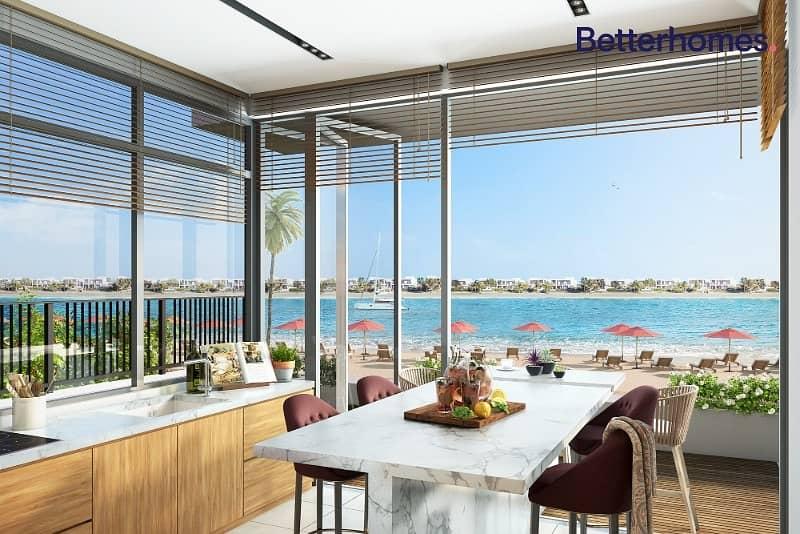 2 Beachfront Living | 4 BR | Hayat Island