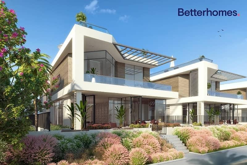 10 Beachfront Living | 4 BR | Hayat Island