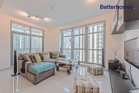 2 Bedroom Flat for Sale in Downtown Dubai, Dubai - Spacious Fully Furnished |Downtown Views