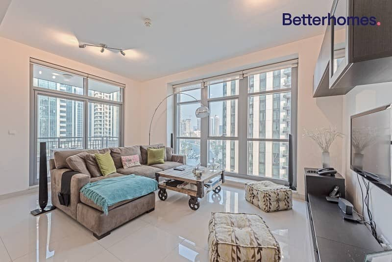 Spacious Fully Furnished |Downtown Views