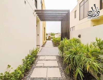 فیلا 3 غرف نوم للبيع في أكويا أكسجين، دبي - Villa for sale in Dubai for the first time designed by Roberto Cavalli