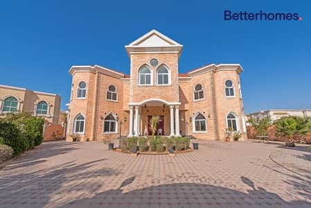 5 Bedroom Villa for Sale in Umm Al Sheif, Dubai - Burj Al Arab View|Rare Villa|Great Location