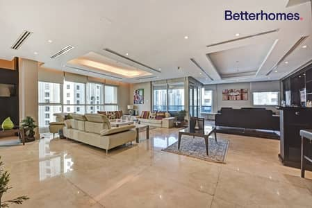 High End Finishing| Furnished 3BR + Maid