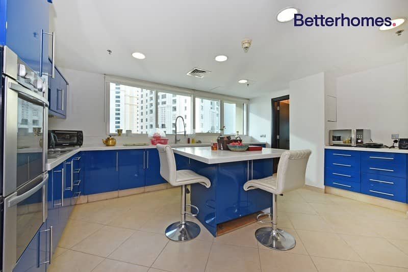 2 High End Finishing| Furnished 3BR + Maid