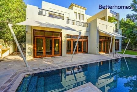 7 Bedroom Villa for Sale in Al Barari, Dubai - 7 Bed Type B2 Villa in Bromelia Al Barari with Pool