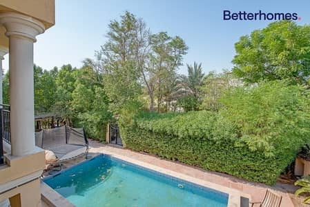 5 Bedroom Villa for Sale in Green Community, Dubai - Exclusive | Corner | Private Pool | GC East