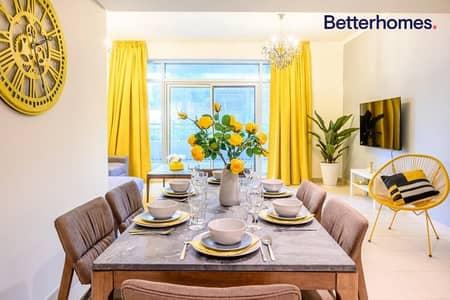 فلیٹ 1 غرفة نوم للبيع في وسط مدينة دبي، دبي - One Bedroom with an Extra Room Furnished