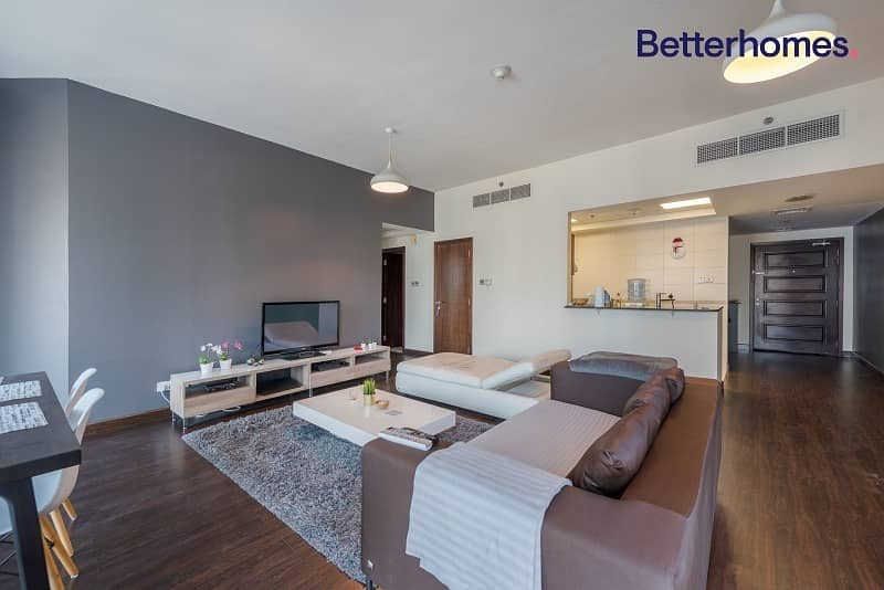 2 1 BED+STUDY | FULL LAKE VIEW |HIGH FLOOR