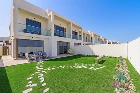 تاون هاوس 3 غرف نوم للبيع في جزيرة ياس، أبوظبي - Free ADM registration fee and service charges fees