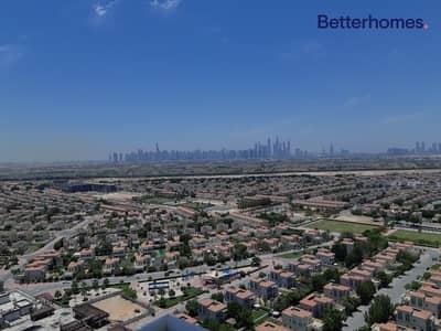 شقة 1 غرفة نوم للبيع في مثلث قرية الجميرا (JVT)، دبي - Brand New | High Floor | Villa View
